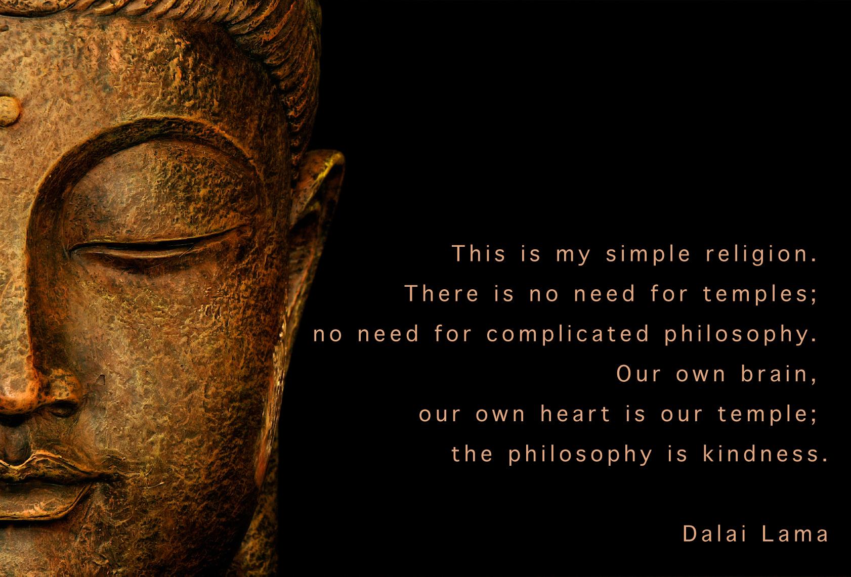 Citaten Dalai Lama : Eight limbs alopecialove